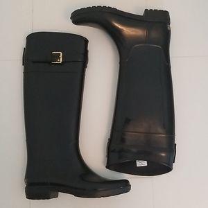Ralph Lauren - Rossalyn II Rain Boot, Black